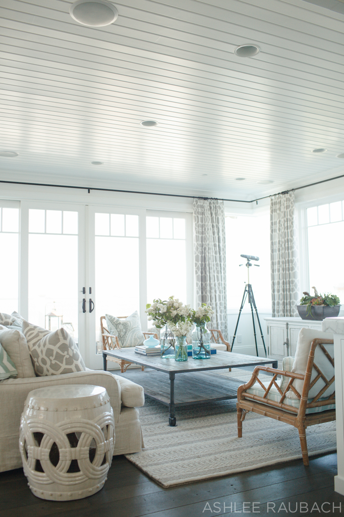 classic coastal living room becki owens