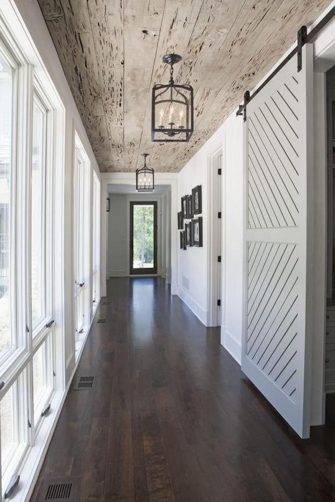 Rachel Halverson Design Hallway