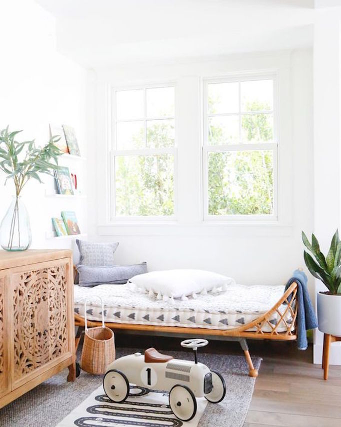 ... Bedrooms For The Kids To Help Inspire A Refresh. These Spaces Are Fun  And Playful But With A Hint Of Sophistication. They Are Fresh And Pretty  Enough ...