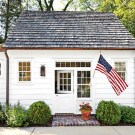 Patriotic Exteriors for the 4th of July