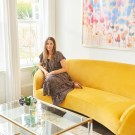 At Home with Anthropologie Custom Furniture