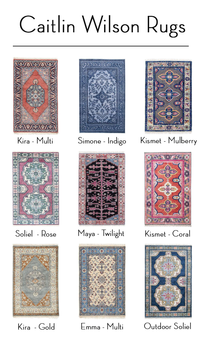 Caitlin Willson Rugs