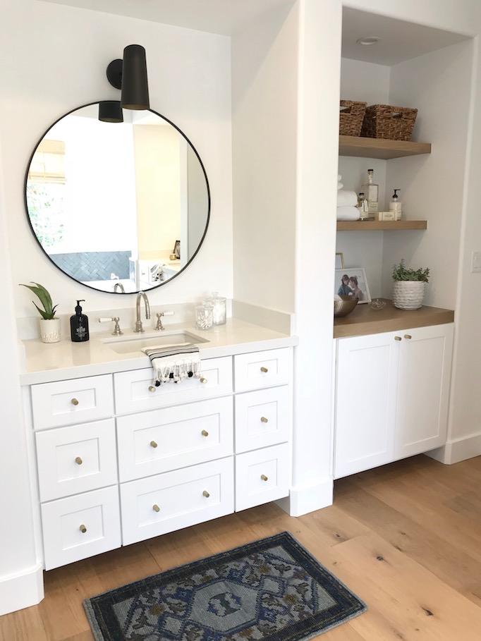 bathroom styling Nordstrom