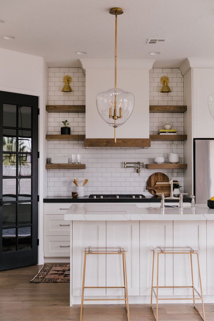 Q A Mixing Metals In The Kitchen Becki Owens