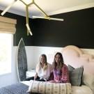 My Daughter's Bedroom Reveal with Benjamin Moore Century Paint