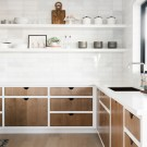 2018 Trend Update: Two Toned Kitchens