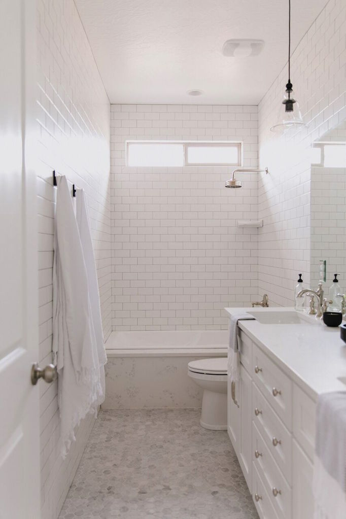Project Reveal Brio Guest Bathroombecki Owens