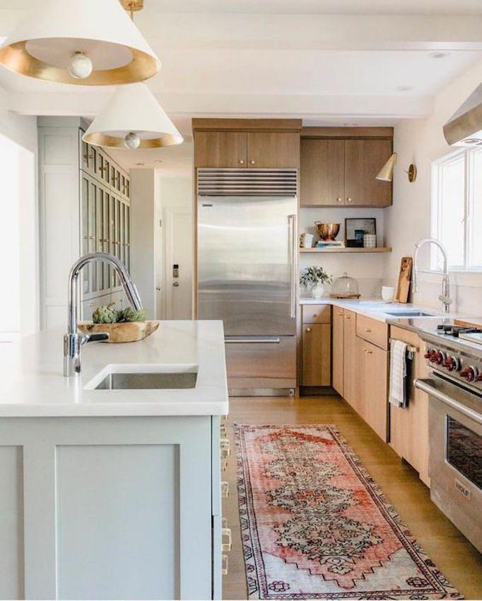 2018 Trend: Sage Green CabinetryBECKI OWENS