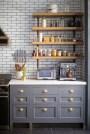 Design Trend: Black Tile Kitchens