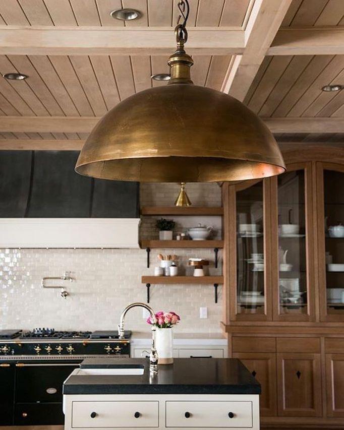Design Trend 2019: Black Kitchen CountertopsBECKI OWENS