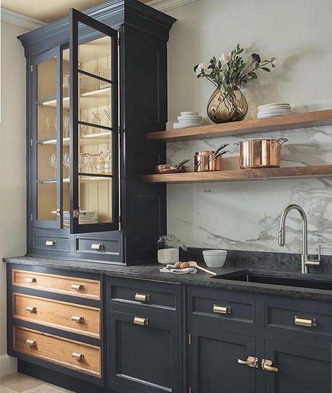 Design Trend 2019: The Black KitchenBECKI OWENS