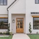 Q+A: White Painted Brick Exteriors
