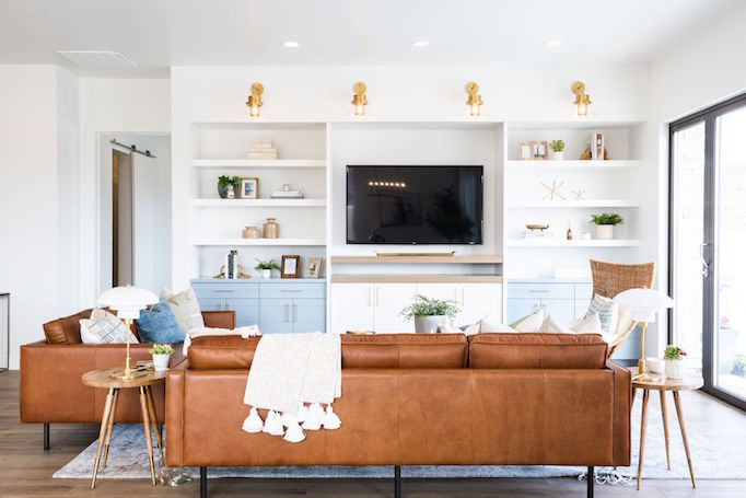 Project Reveal Double Eagle Living Spacebecki Owens