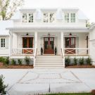 Dream Home: A Low Country White Coastal Farmhouse