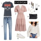 New At Nordstrom: Everyday + Vacation Fashion