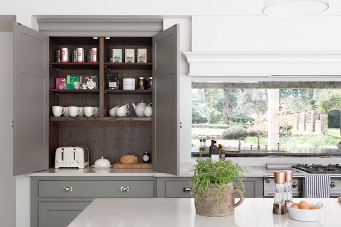Dream Home 3 Kitchens That Elevate Storage And Designbecki Owens