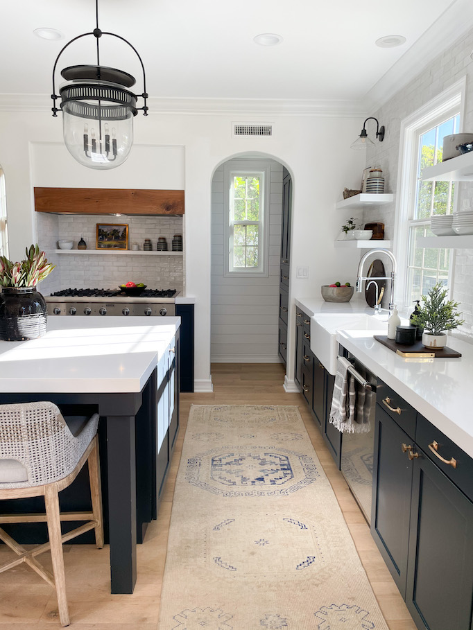 Guest Prep Kitchen Refresh With The Nordstrom Rack Becki Owens