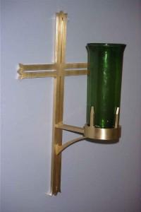 Vigil-candle