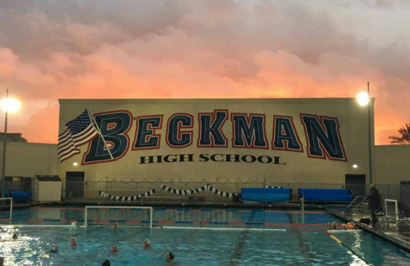 Beckman pool web