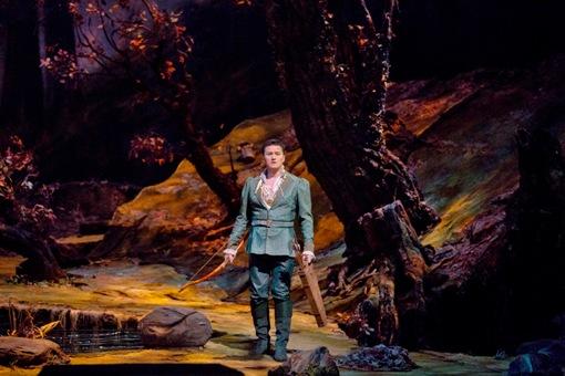 Piotr Beczała (The Prince) © Ken Howard/Metropolitan Opera