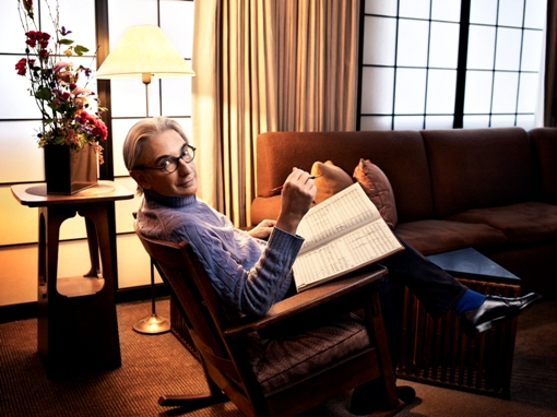 Michael Tilson Thomas © Art Streiber