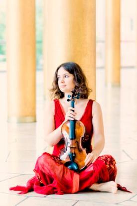 Patricia Kopatchinskaja © Marco Borggreve