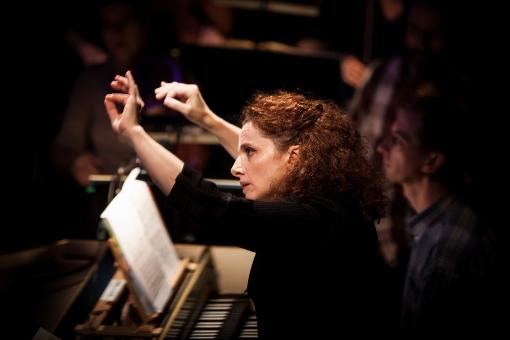 Emmanuelle Haïm © Opéra de Lille | Simon Gosselin