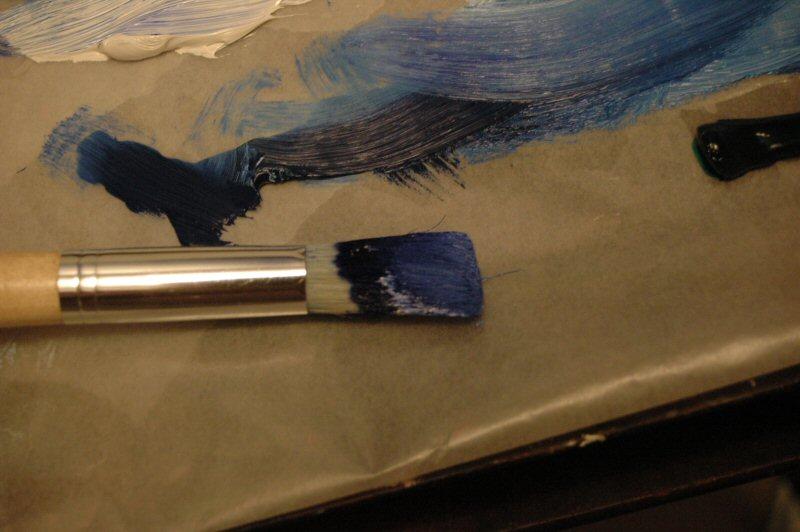 New brush.