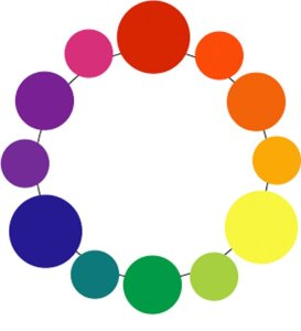 beckons yoga clothing color wheel