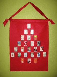 Beckon Yoga Clothing DIY Advent Calendar