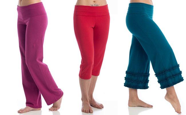 Beckons Yoga Clothing Picking the Perfect Yoga Pant