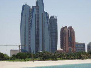Two days in abu dhabi: etihad towers