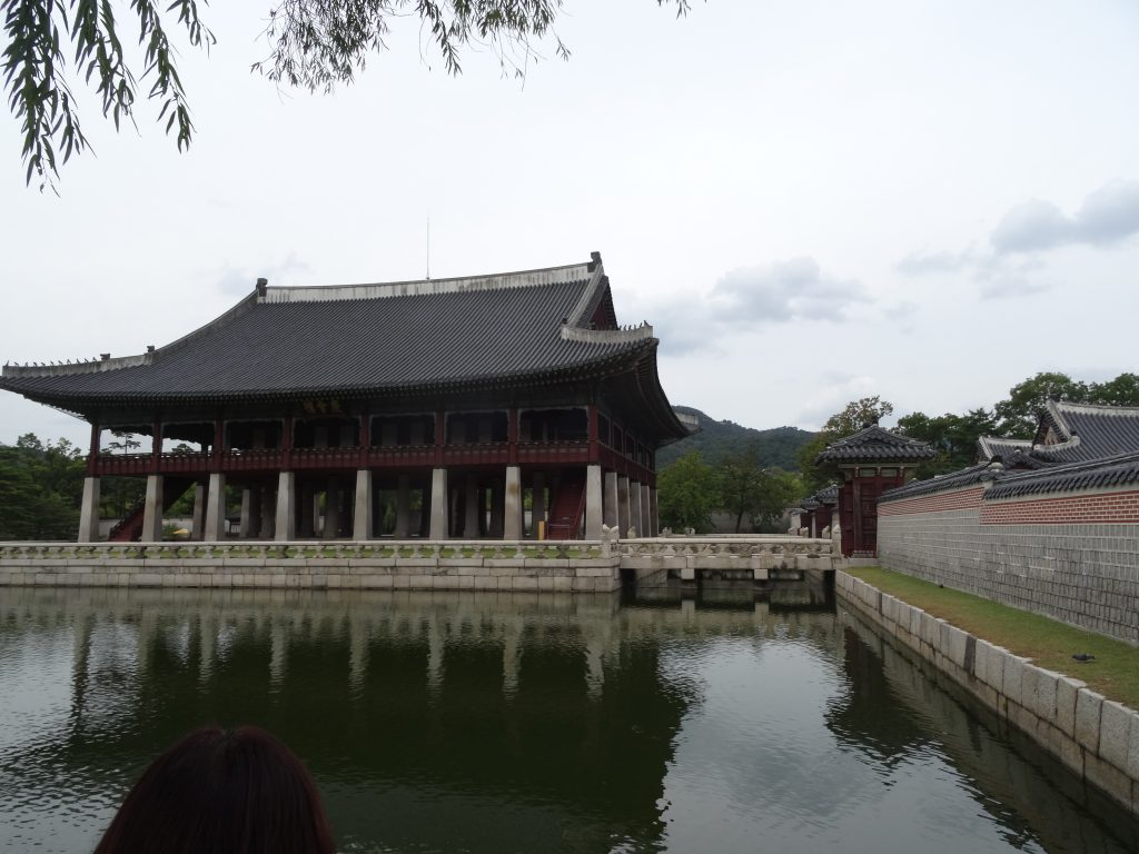 A beautiful place to visit in Seoul, South Korea