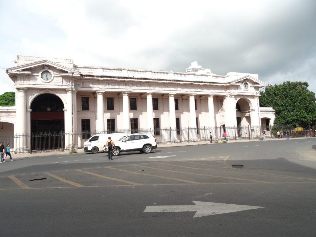Building in Panama City