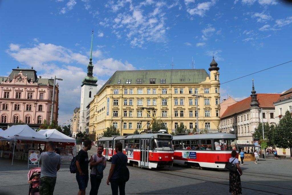 A day trip from Bratislava: Brno