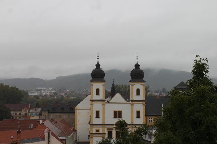A day trip from Bratislava: Trenčín