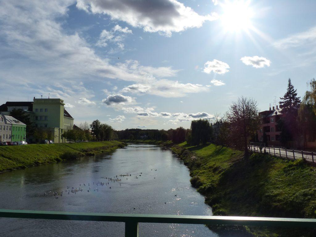 A day trip from Bratislava: Breclav in the Czech Republic