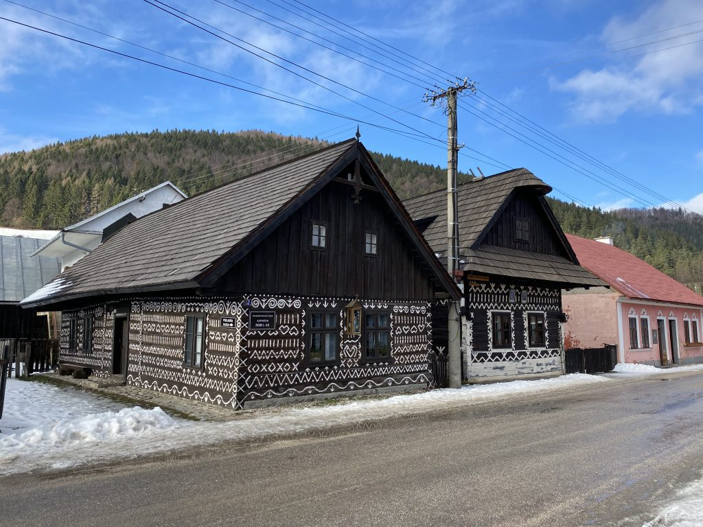 Day Trip from Bratislava: Traditional Houses in Čičmany