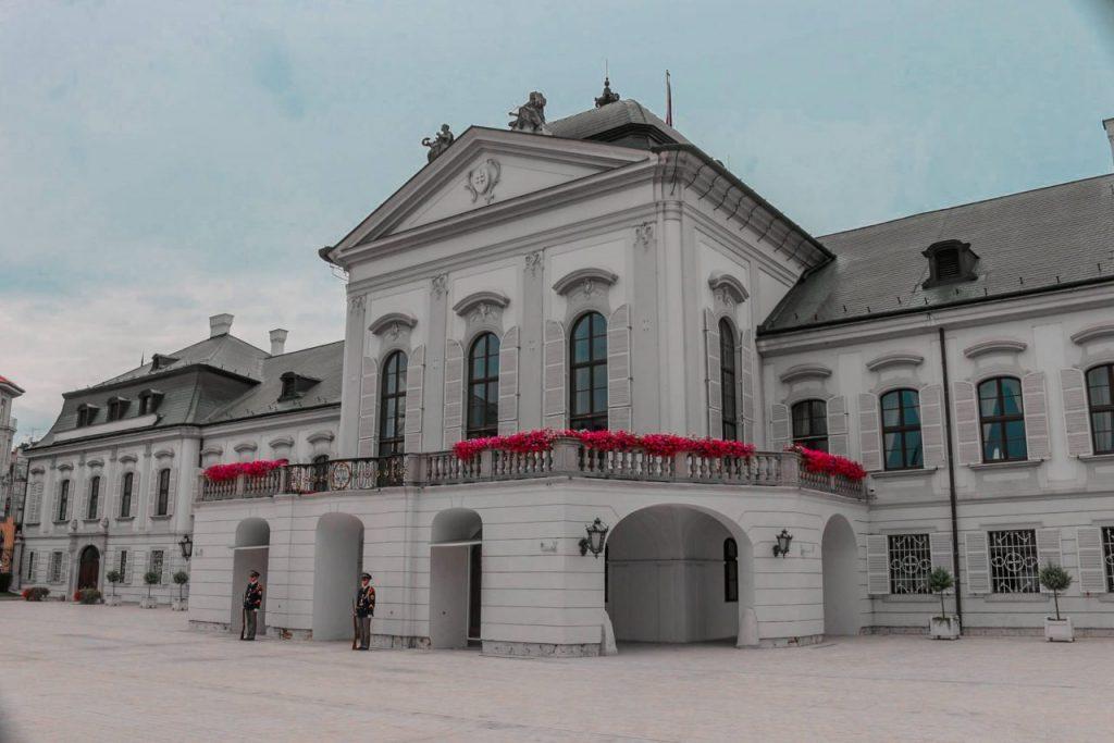 Presidential Palaca Bratislava