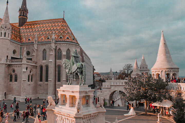 destinations for solo backpackers: Budapest, Hungary