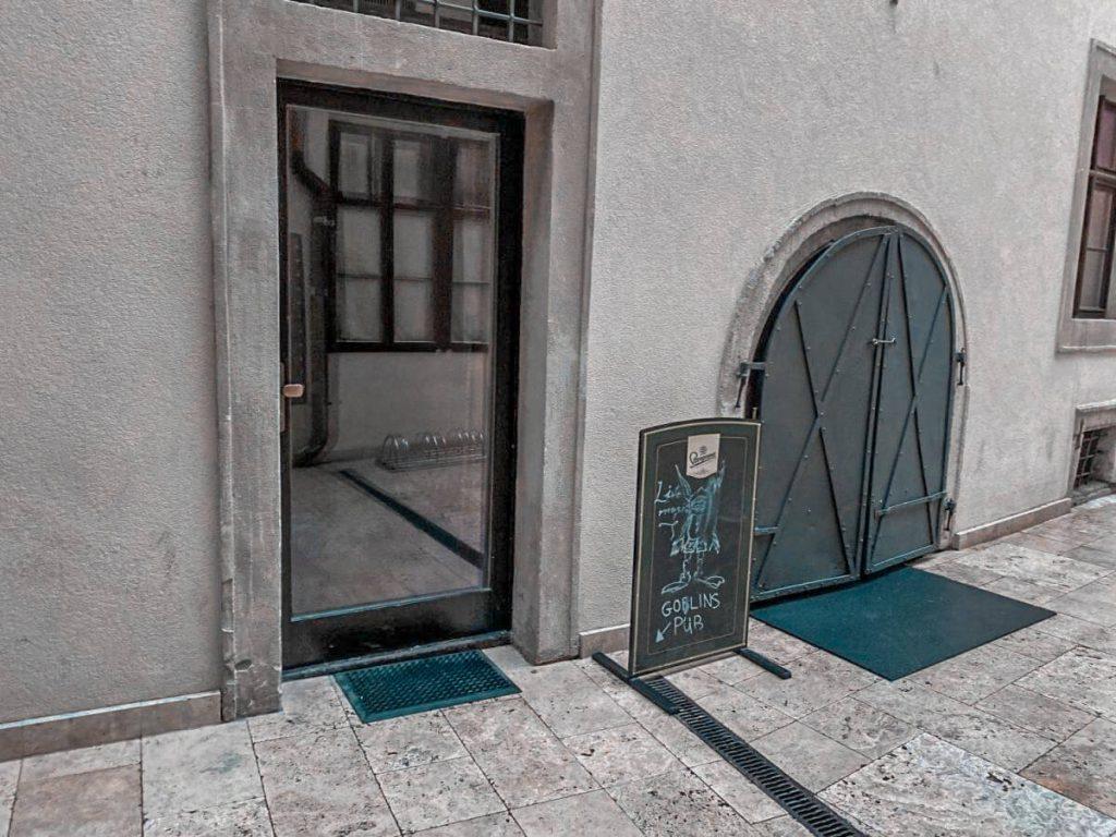 Best bars and clubs in Bratislava: Goblin's Bar