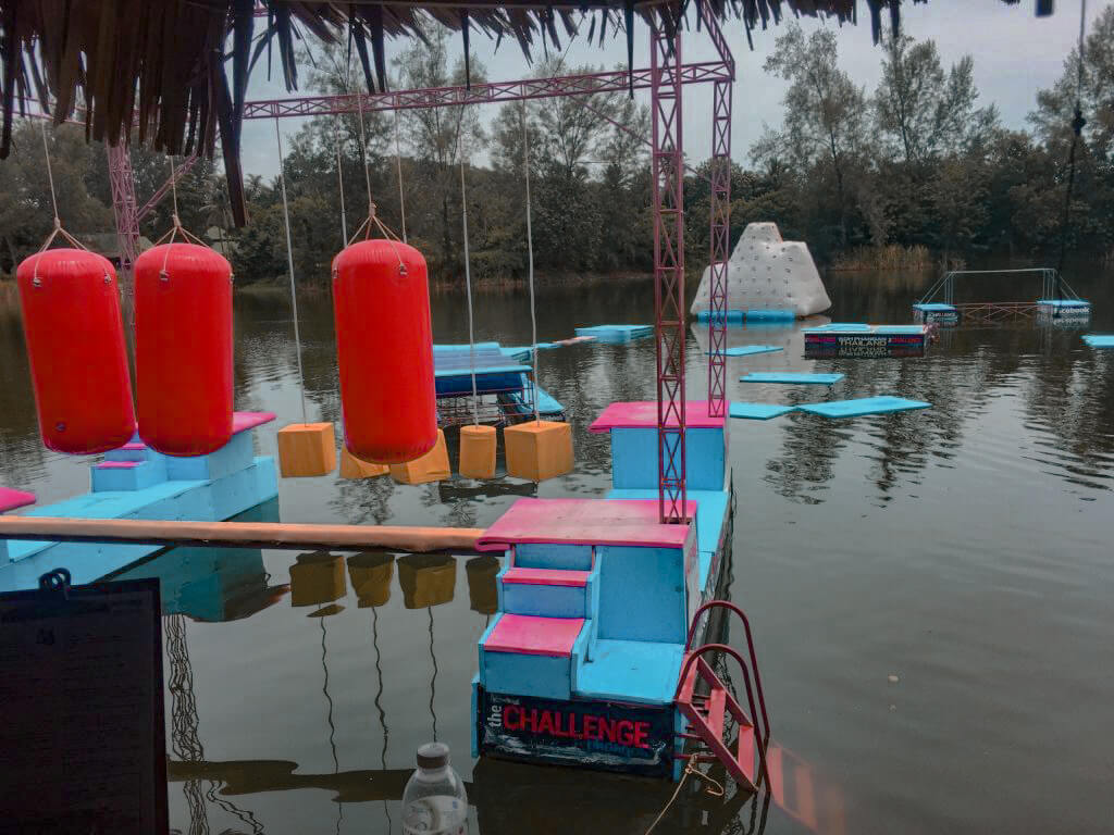 The Challenge Phangan on Koh Phangan Thailand