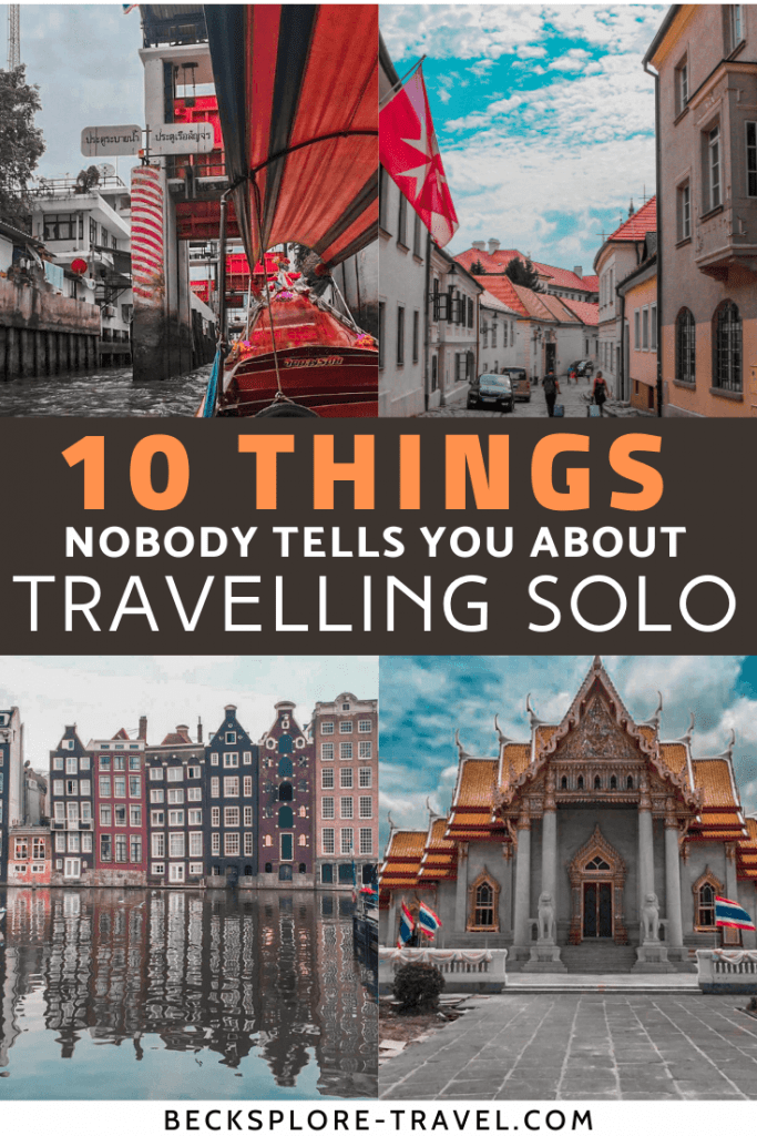 10 Things to know about #solotravel