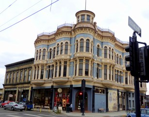The Hastings Building (1889), Port Townsend