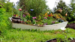 Boat Garden...