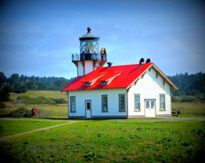 Point Cabrillo LIghthouse: Top 20% award for the day of 1/26/16...