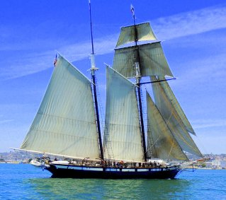 Tall Ship A-sail: Top 20% for the day of 1/16/2016...