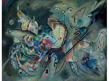 Overcast by Kandinsky