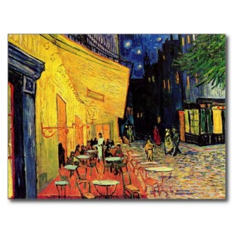 Van Gogh 'Cafe Terrace at Night'