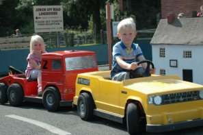 Feeling creative? Avoid driving the car